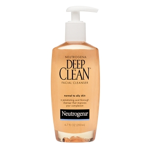 Neutrogena Cleanser